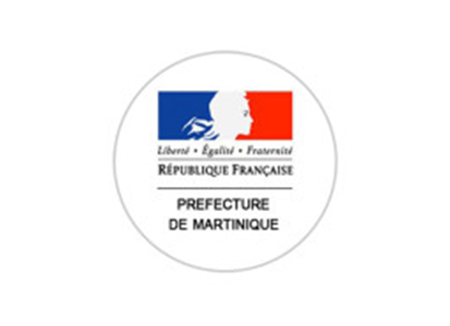 Logotype Préfécture de Martinique